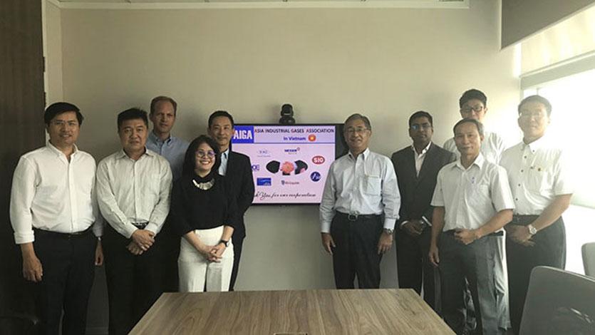 5th Meeting – Oct 9, 2018 (AM), Ha Noi