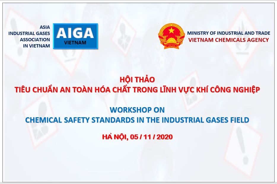 Chemical Safety Standards in the industrial gases